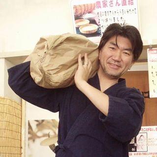 お米のフルヤ店主 古谷 雷太がセレクトする体重米の銘柄