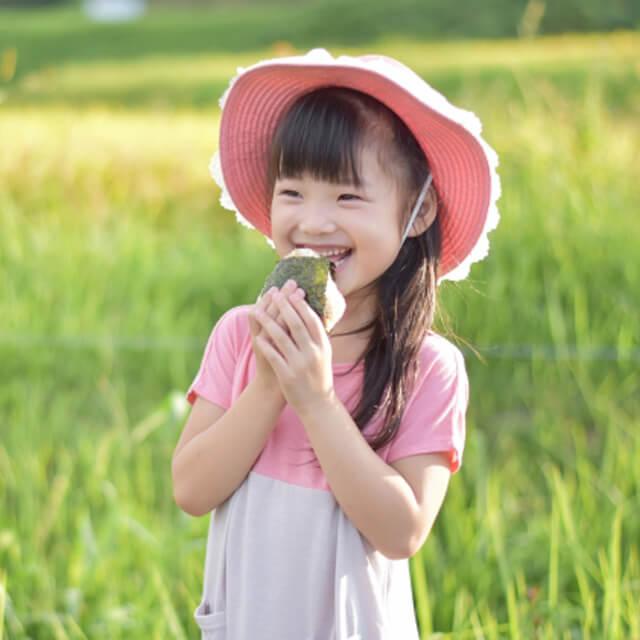 お米は嫌いな人が少なく、見た目もカワイイのでメリットがたくさん